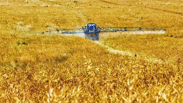 Cubas de herbicida, marcas y casas