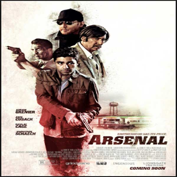 Arsenal, Film Arsenal, Arsenal Synopsis, Arsenal Trailer, Arsenal Review