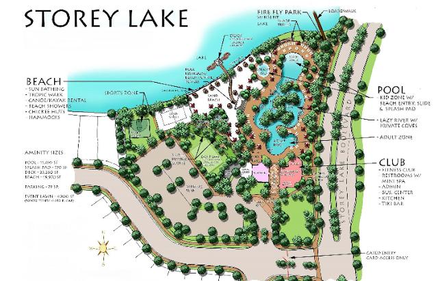 Storey Lake em Orlando