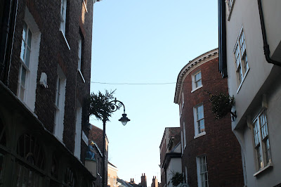 Low Petergate, York