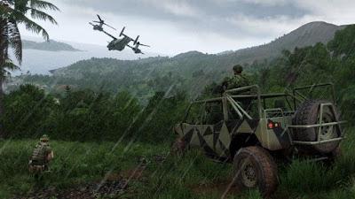 اختيارات في العبة الحرب أنواع العمليات القتالية والعمل الجماعي Arma 3