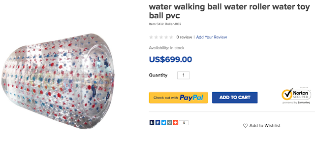 water walking ball water roller water toy ball