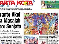 DPR: Aneh, Statement Senjata Impor Kok Peda-beda; Jubir Beda, Polri Beda, Wiranto Beda, Presiden?