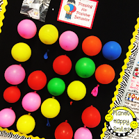 Behavior Management Strategies, Balloon Pop, Planet Hapy Smiles