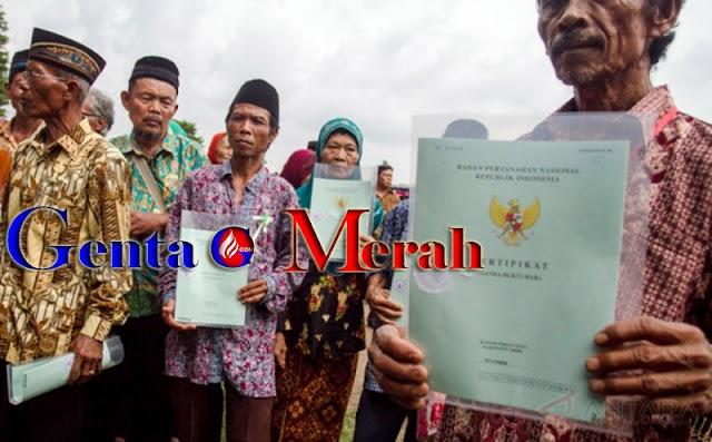 Melalui PTSL, Pemkab Mesuji Usulkan Sertifikat Untuk 3036 Bidang Tanah