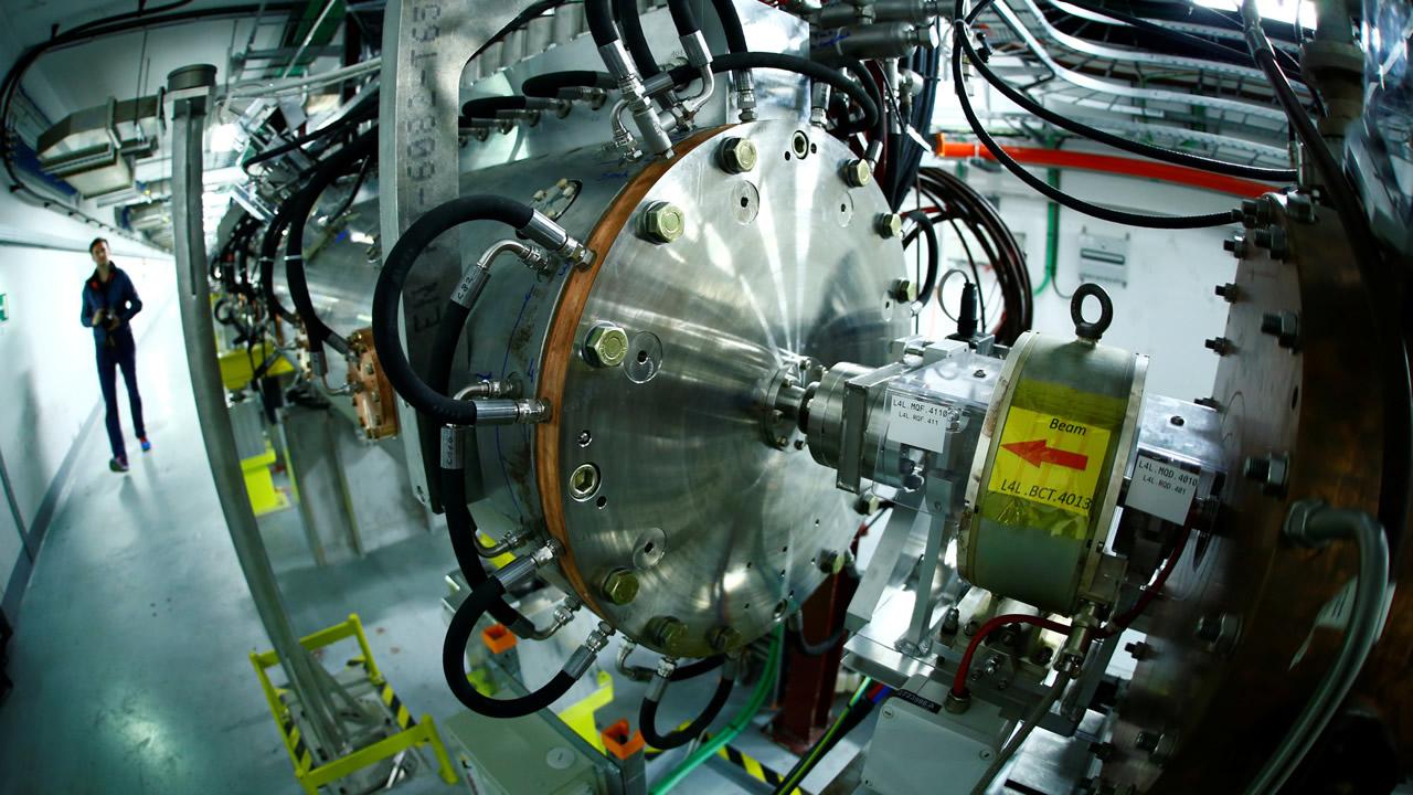 El CERN inaugura un nuevo Acelerador de Partículas que potenciará al LHC