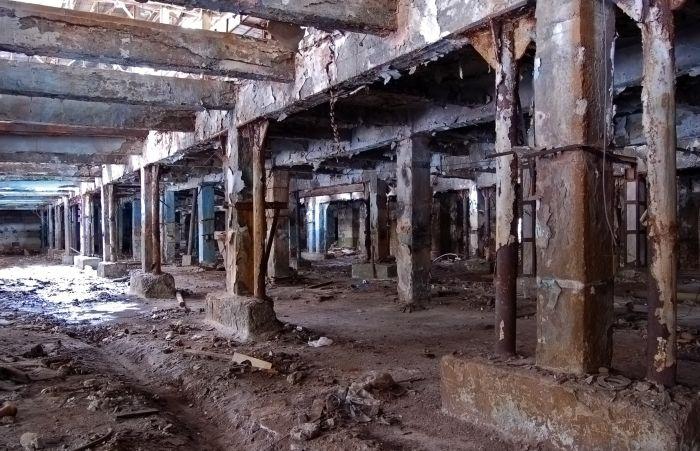 Города-призраки или посторонним вход воспрещен 40