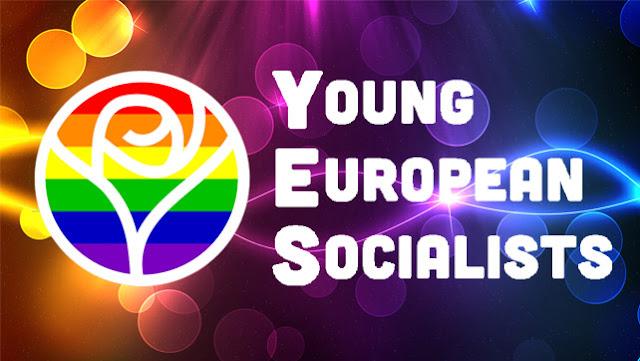 Η Νεολαία ΠΑΣΟΚ στο Συνέδριο των Νέων Ευρωπαίων Σοσιαλιστών (Young European Socialists)