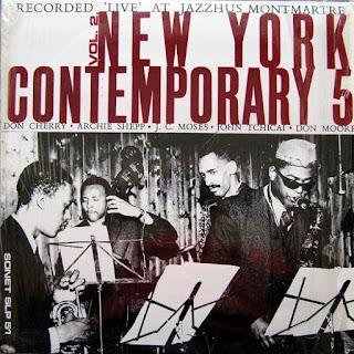 New York Contemporary Five, Vol. 2