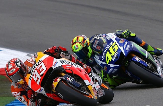 MotoGP Australia 2017, Marques ,Juara, Rossi Runner Up