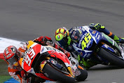 MotoGP Australia 2017, Marques Juara, Rossi Runner Up