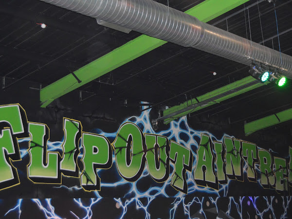 Days Out | Flip Out Trampoline Park [Gifted Review]