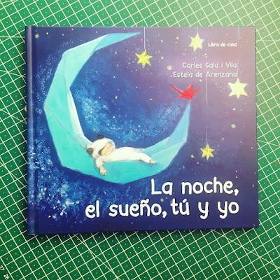 La noche El sueño Tu y yo, CarlesSala i Vila, Estela de Arenzana