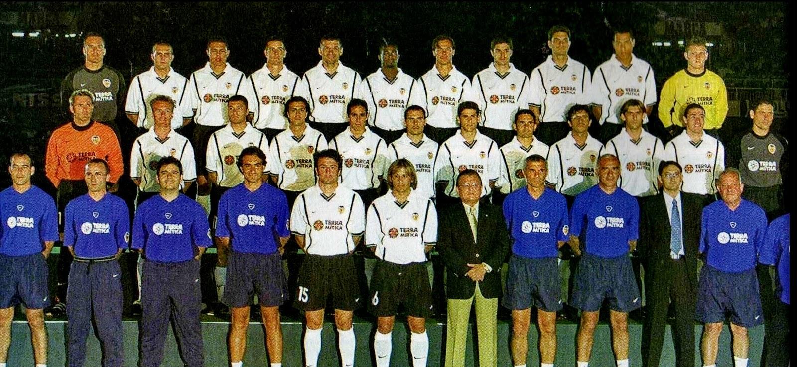 Hilo del Valencia C.F Valencia%2B2000%2B2001