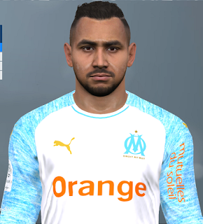 PES 2017 Faces Dimitri Payet by Facemaker Huseyn