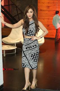 Telugu Actress Angela Krislinzki Latest Pos in Short Dress  0040.JPG