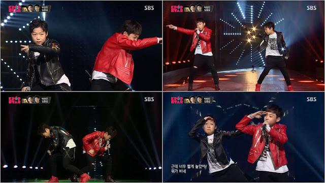 Kim Jong-seob Park Hyun-jin k-pop star 6 last chance