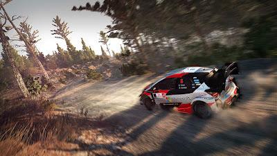 Wrc 8 Fia World Rally Championship Game Screenshot 4