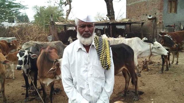 पिता के कत्लखाने में गायों को कटते देख बेटा बना गौ-पालक, अब सरकार ने दिया पद्मश्री