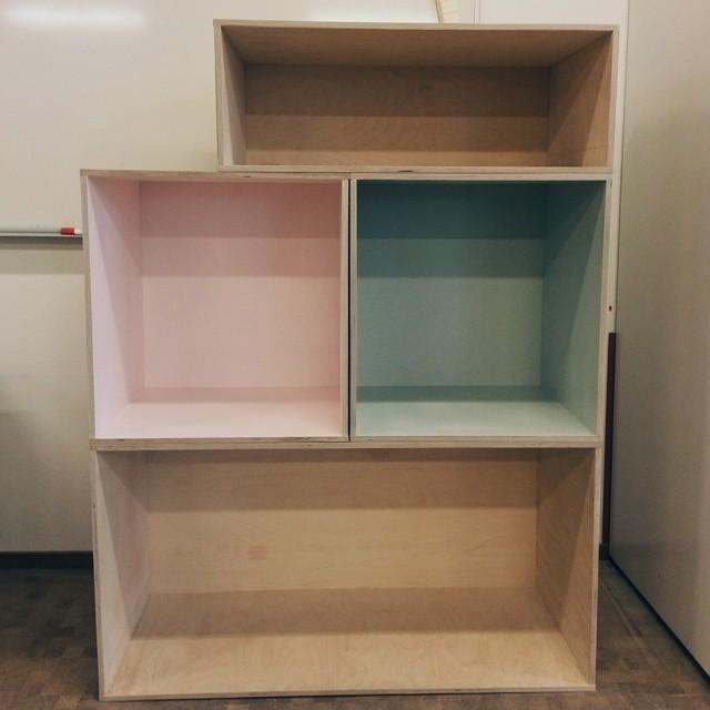 Plywood furniture diy