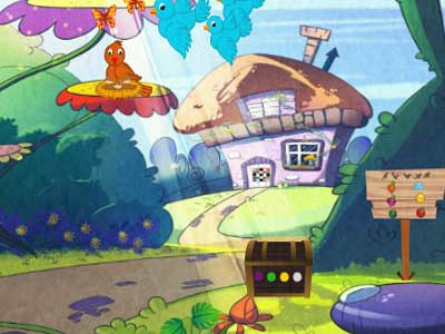 Fantasy World Rabbit Escape - juegos de escape