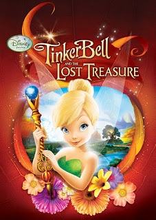 Clopotica si comoara Tinker Bell and the lost treasure Desene Animate Online Dublate si Subtitrate in Limba Romana