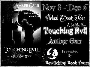Blog Tour: Touching Evil by Amber Garr *Promo, Giveaway & Guest Blog*