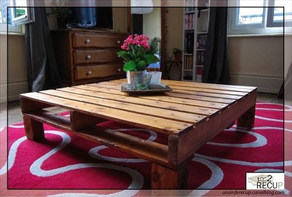 Home garden 60 id es pour recycler des palettes for Quoi faire avec une palette en bois