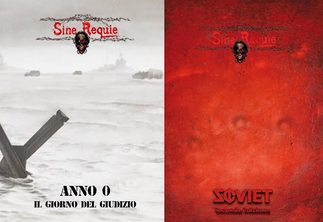 """Sine Requie cover di """"Anno 0: il Giorno del Giudizio"""" e """"Soviet - 2^ edizione"""""""