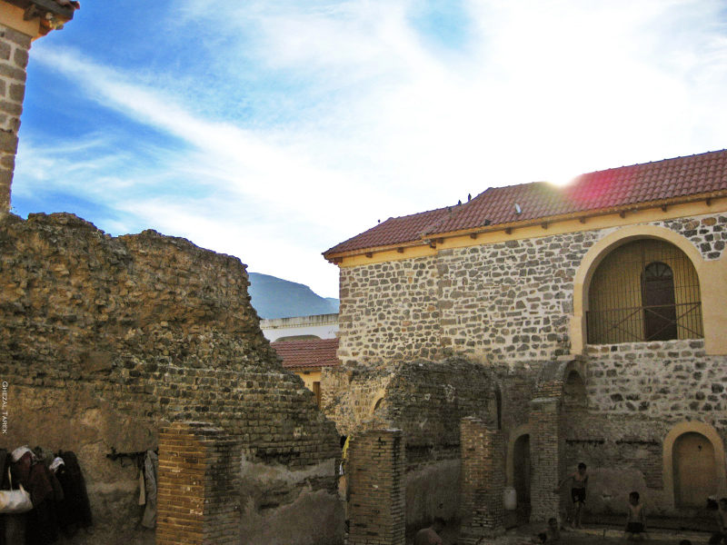 bains romains algerie
