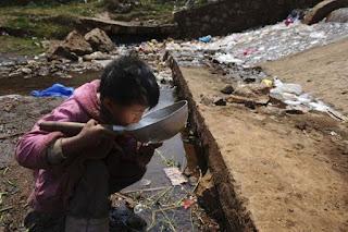 Nguyên nhân dẫn đến nguồn nước bẩn