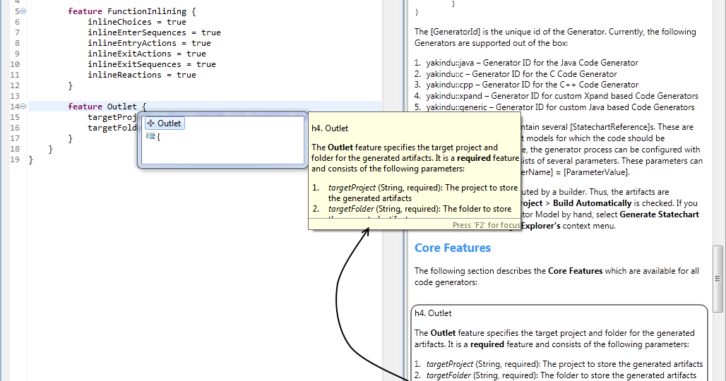 Andreas Blog: Eclipse User Help in your Xtext Hover