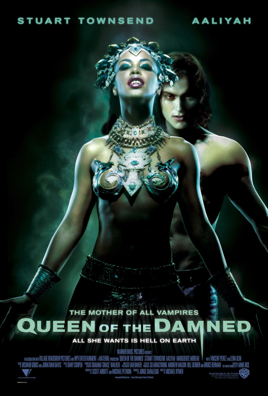 Queen of the Damned ราชินีแวมไพร์ กระหายนรก [HD]