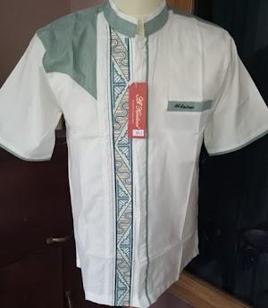 Baju Koko Lengan Pendek | Kode 081-2