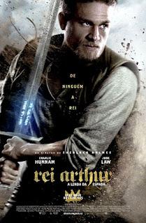 Assistir Rei Arthur: A Lenda da Espada Dublado Online HD