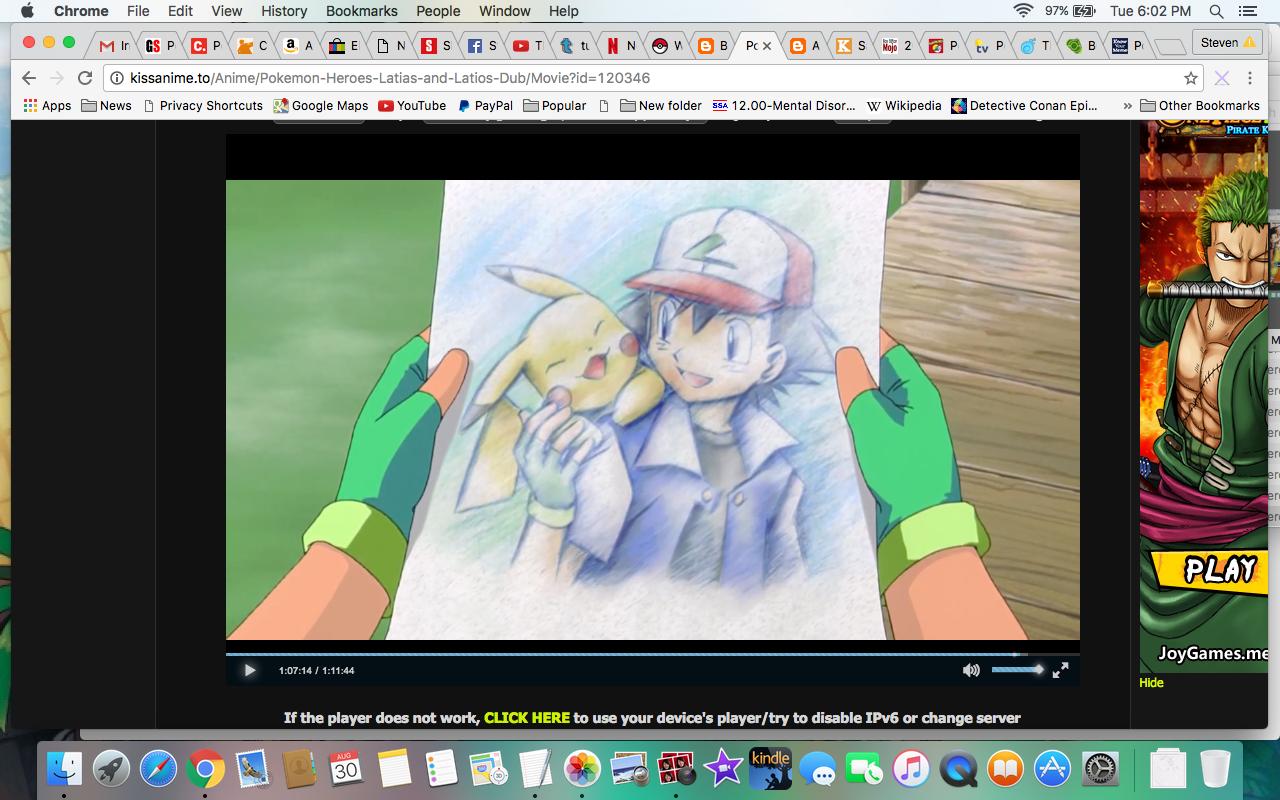 Anime Annoyances Recap Pokemon Heroes