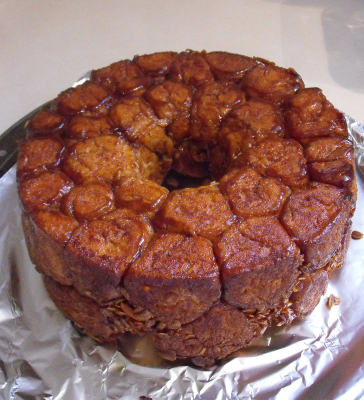 Jo And Sue: Cinnamon Sugar Pull Apart Loaf AND Monkey Bread