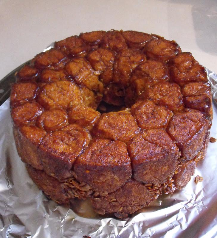 Cinnamon Pull Aparts: Jo And Sue: Cinnamon Sugar Pull Apart Loaf AND Monkey Bread