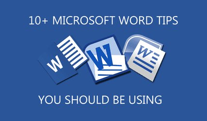 ms word tips