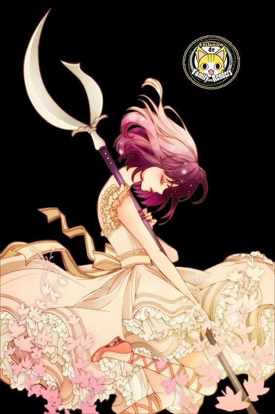 render Hotaru Tomoe - Sailor Saturn