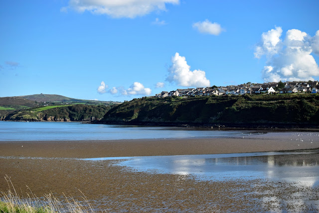 Goodwick, Pembrokeshire, Goodwick Parrog, The Parrog, Goodwick Sands Beach, Fishguard, breakwater, coastal town, harbour, village, park, play park, free family day out, day out, fun day out,