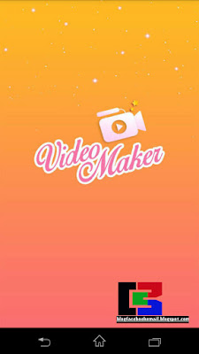 Masih wacana aplikasi edit video terbaik Hp Android Download Video Maker Of Photos With Song & Video Editor Terbaru 2019