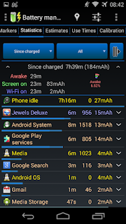 3C Battery Monitor Widget Pro - 5