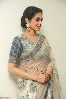 Sri Devi in designer saree stunning beauty at the launch of MOM movie Trailer~  Exclusive 153.JPG