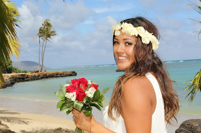 Hawaiian Bride