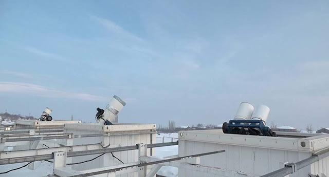 Armenia planea restaurar el telescopio París Herunus