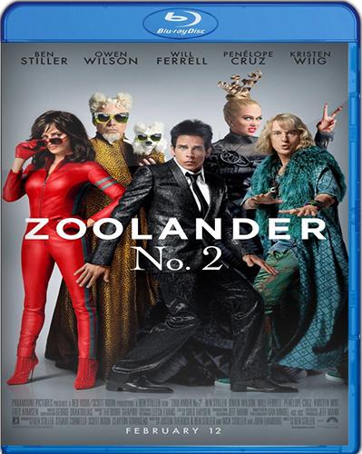 Zoolander No. 2 [BD25] [2016] [Latino]