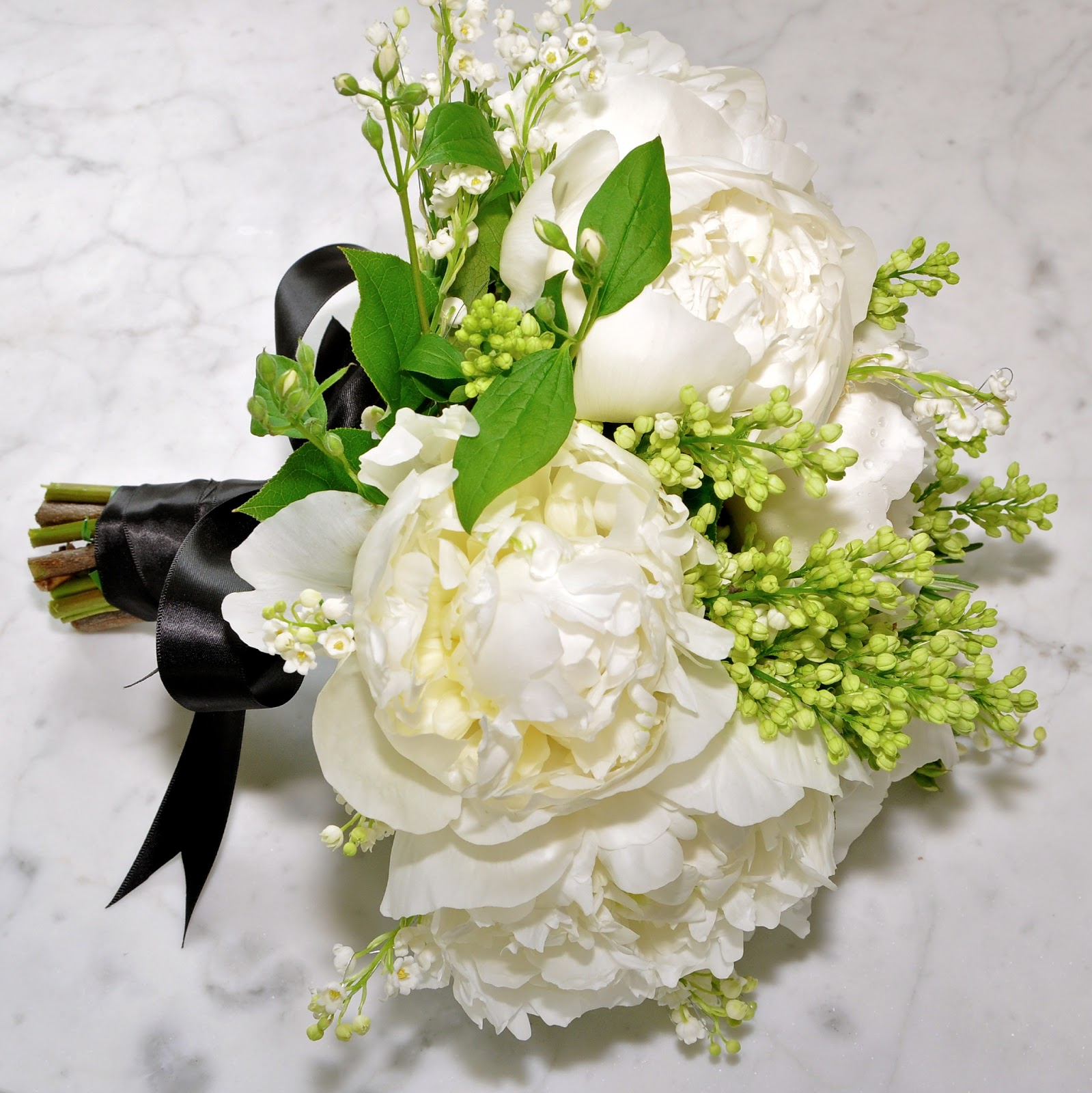 Wedding Flowers In May
