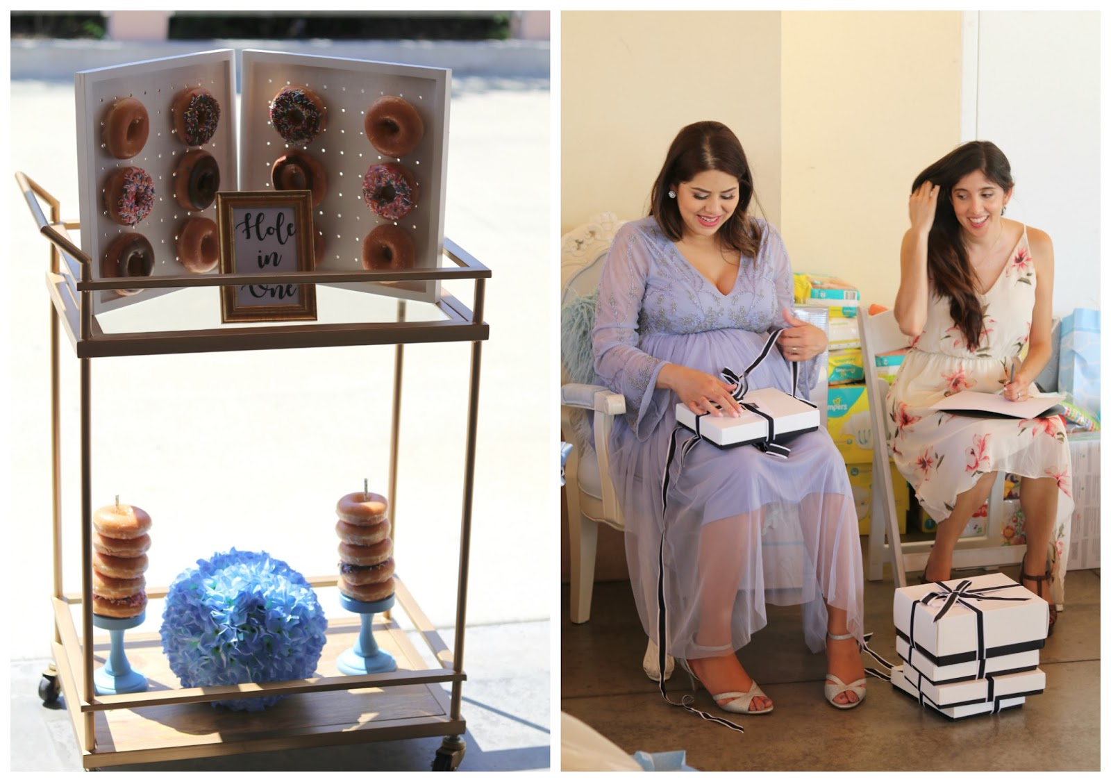 Fashion Blogger Baby Shower