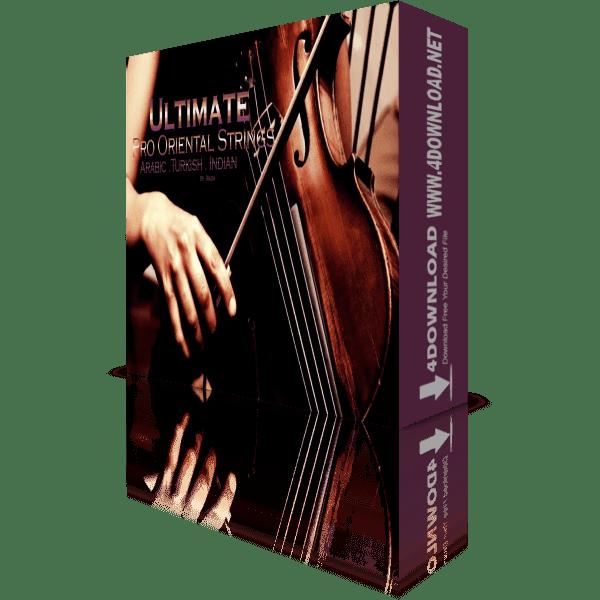 Download Ultimate Pro Oriental Strings Arabic Turkish Indian KONTAKT Library